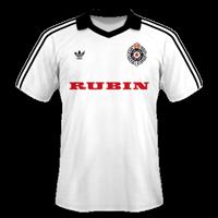 1982/83 - 1985/86, Adidas
