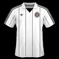 1982/83 - 1983/84, Adidas